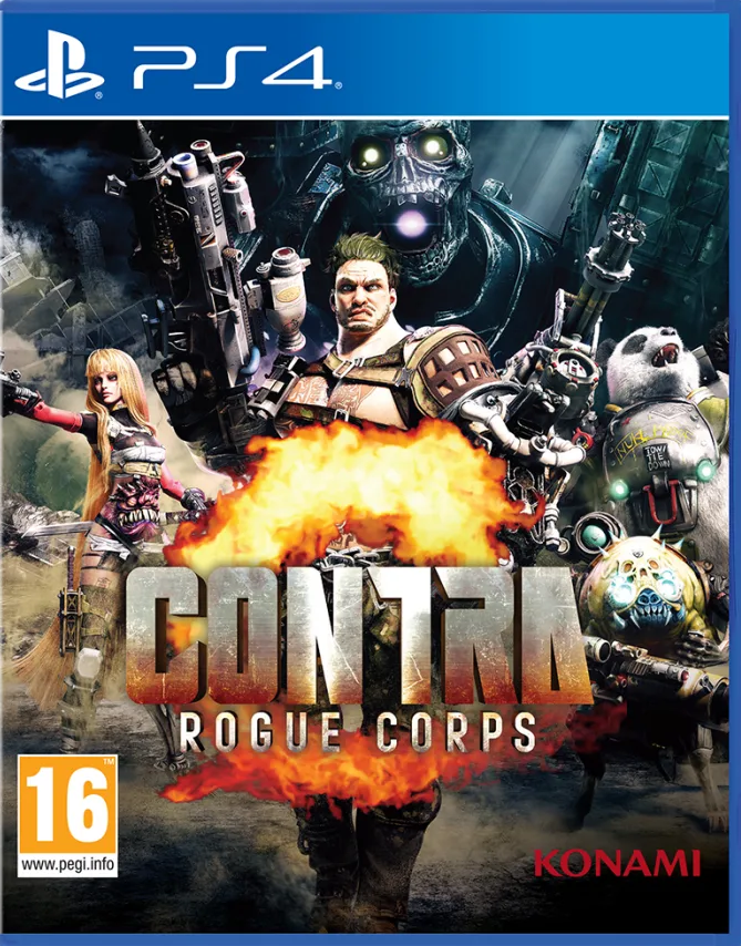 Contra: Rogue Corps (PS4) - Offer Games