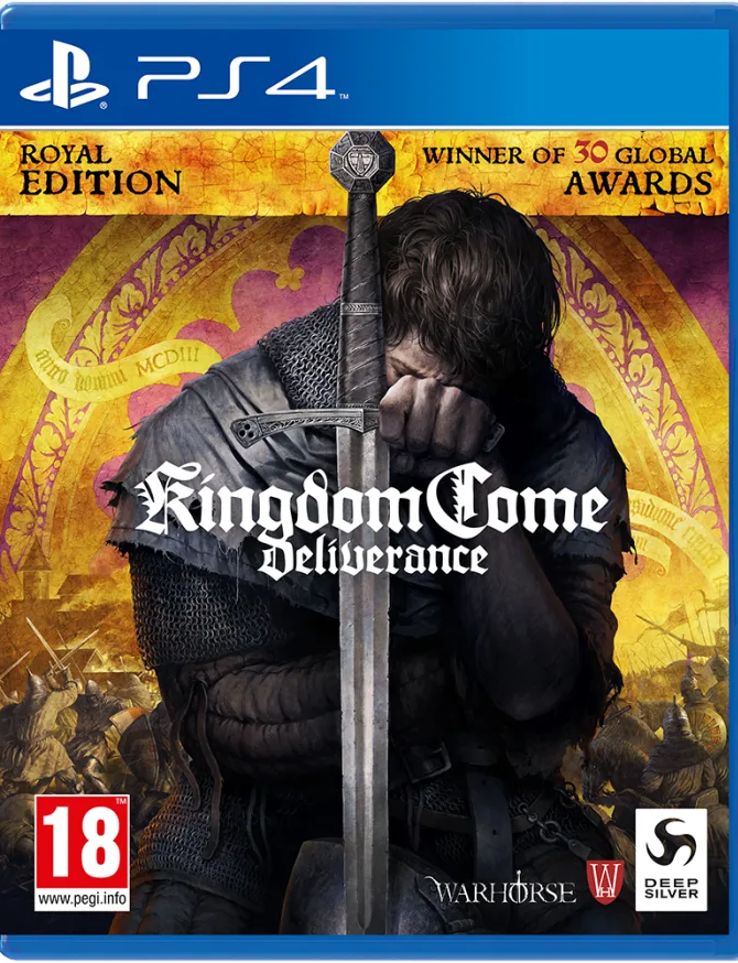 Kingdom Come: Deliverance - Royal Edition (PS4) - Offer Games