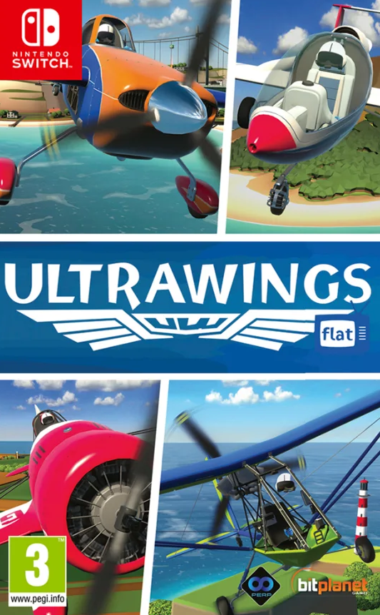Ultra Wings (Nintendo Switch) - Offer Games