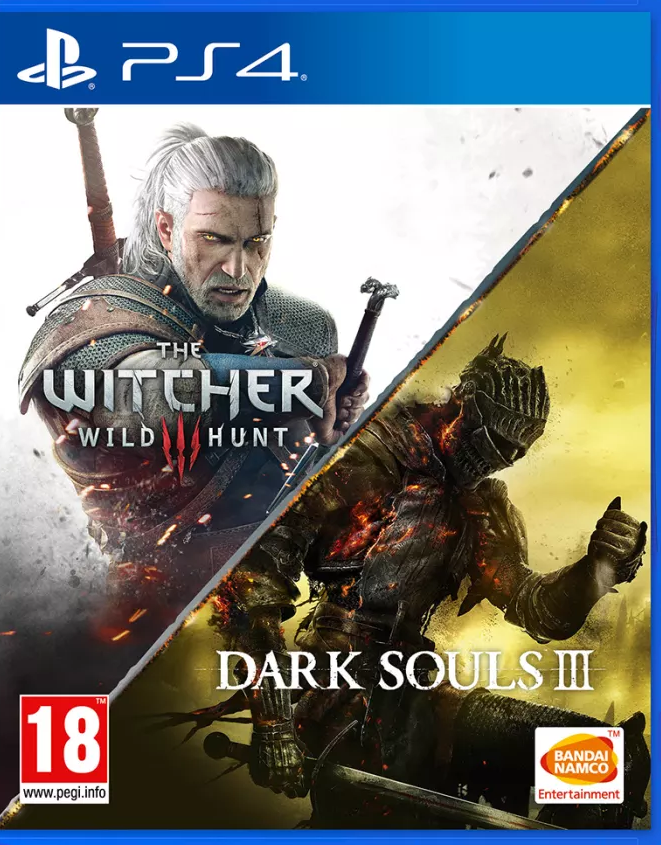 The Witcher 3/Dark Souls 3 (PS4) - Offer Games
