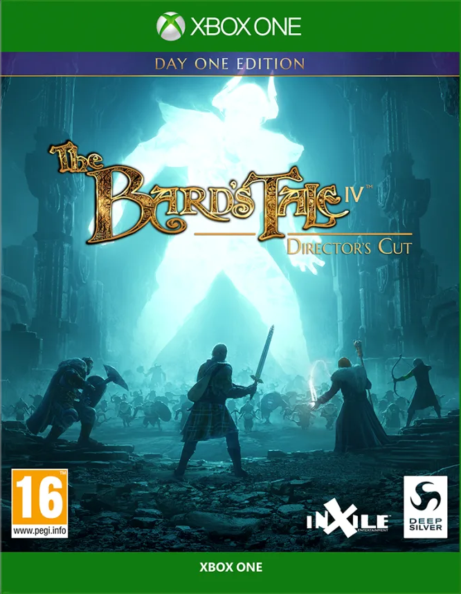 The Bards Tale IV: Directors Cut - Day One Edition (Xbox One) - Offer Games