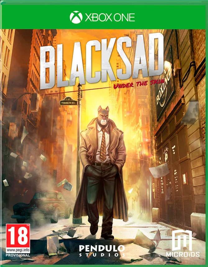 Blacksad: Under The Skin Limited Edition (Xbox One) - Offer Games