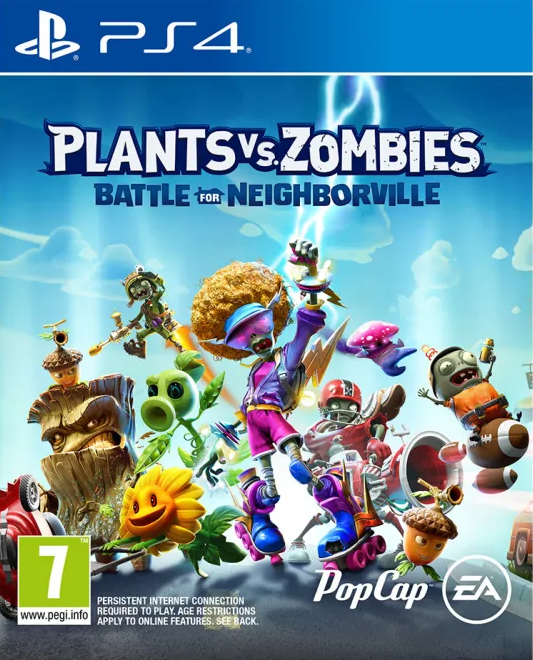 Plants vs Zombies: Battle for Neighbourville (PS4) - Offer Games