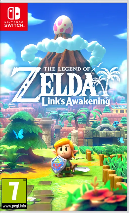 The Legend of Zelda: Link's Awakening (Nintendo Switch) - Offer Games