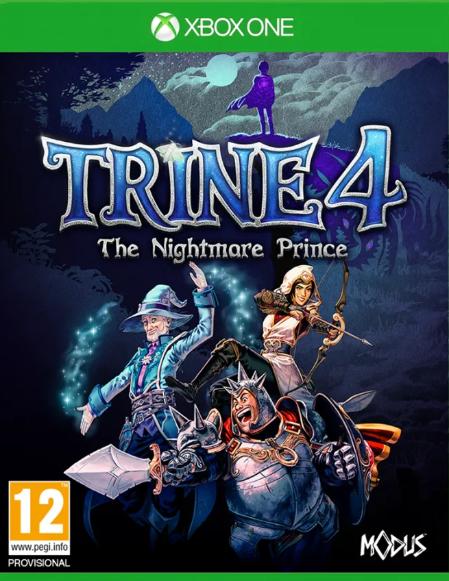 Trine 4 - The Nightmare Prince (Xbox One) - Offer Games