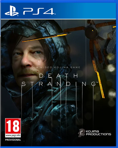 Death Stranding (PS4) - Offer Games