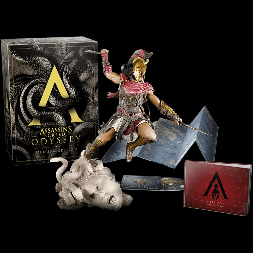 Assassin's Creed: Odyssey - Medusa Edition (Xbox One) - Offer Games