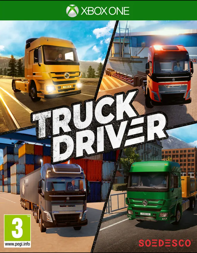 Truck Driver (Xbox One) - Offer Games