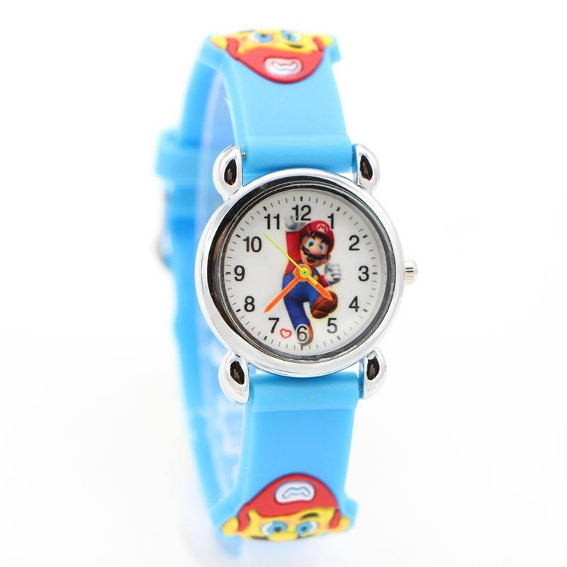 3D Super Mario Children's Watch - Offer Games