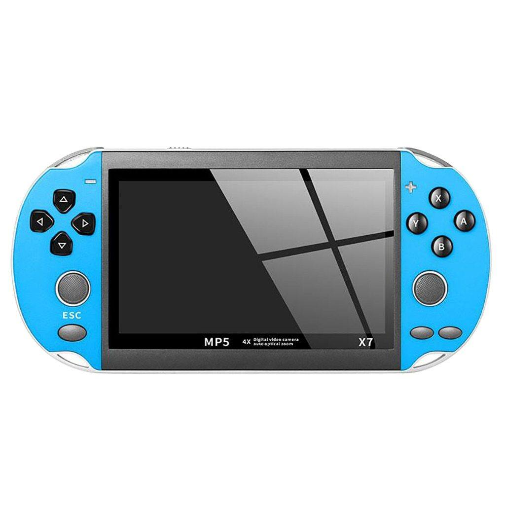 4.3 Inch Retro Handheld Console 800 Games - Offer Games