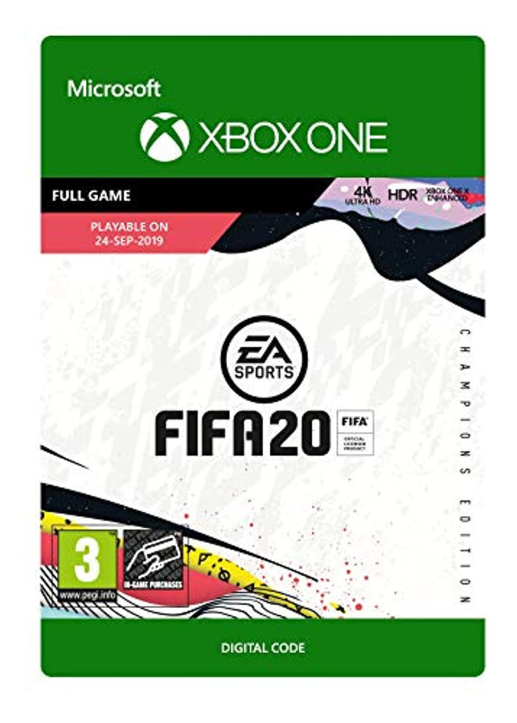 FIFA 20: Champions (Xbox One Download Code)