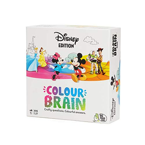 Disney Colourbrain: A Disney Board Game For Families