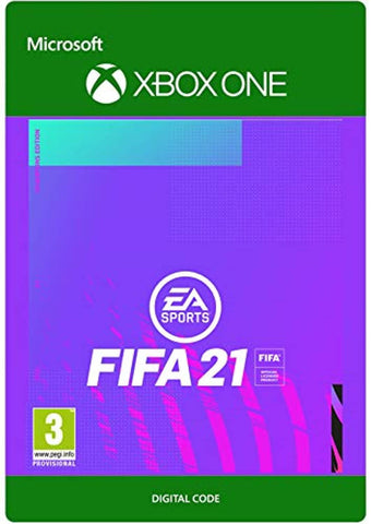 FIFA 21 Champions (Xbox One Download Code)
