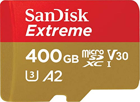 SanDisk Extreme 400 GB microSDXC Memory Card - Offer Games