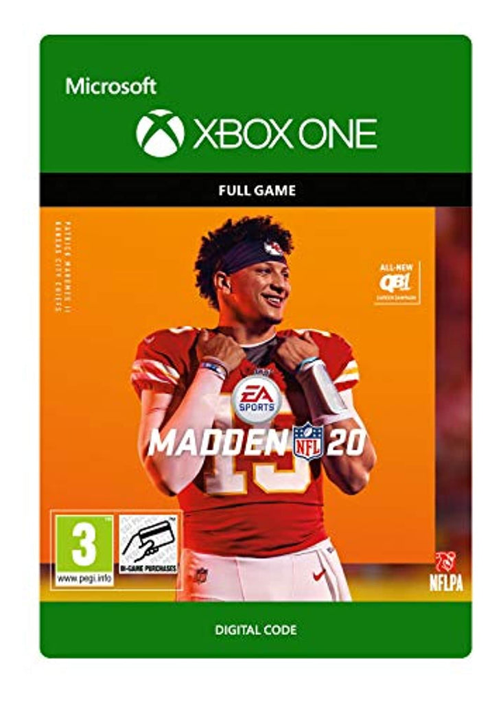 Madden NFL 20: Standard Edition (Xbox One Download Code)