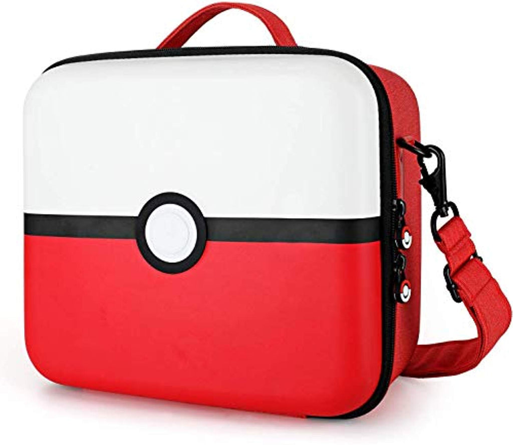 Pokemon Travel Case for Nintendo Switch - Offer Games