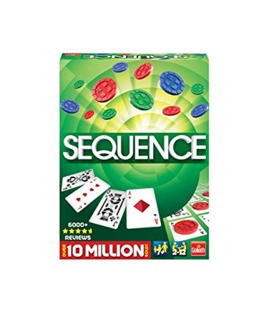 Sequence the Board Game - Offer Games