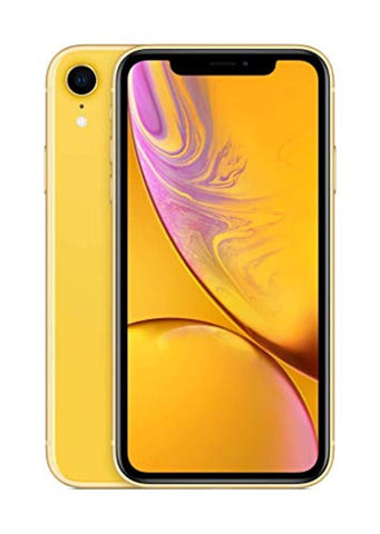 Apple iPhone XR (256GB) - Yellow - Offer Games