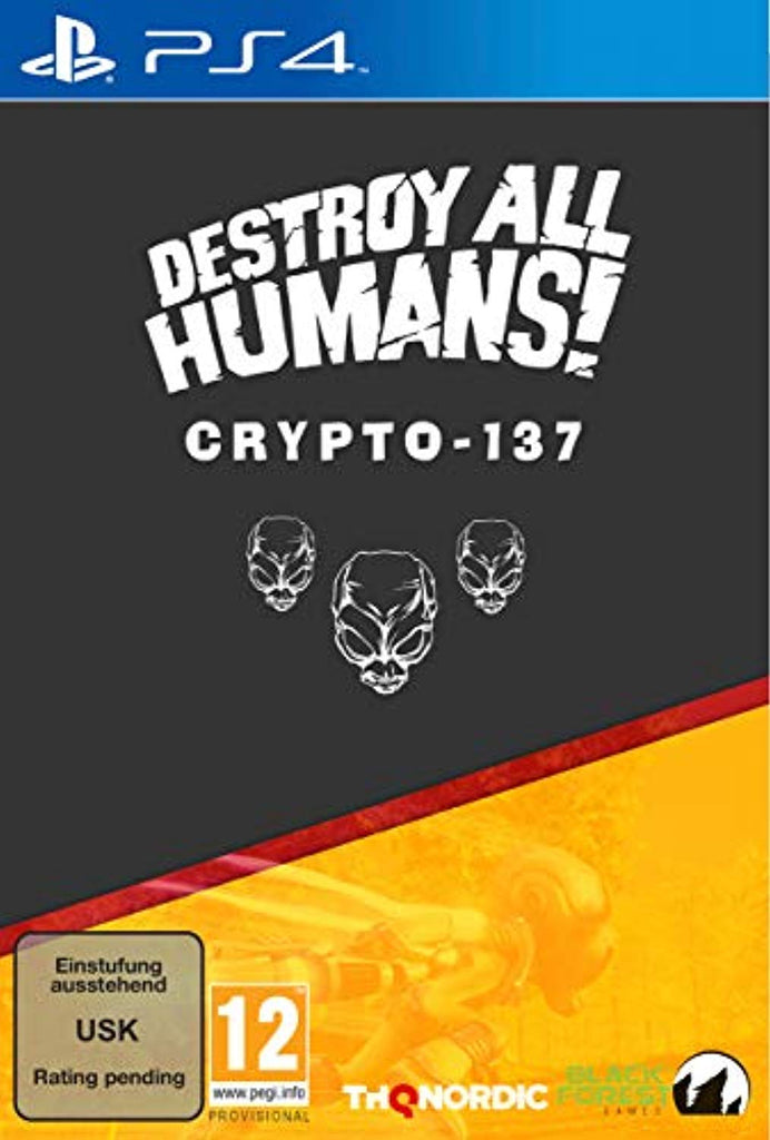 Destroy All Humans! Crypto-137 Edition (PS4) - Offer Games
