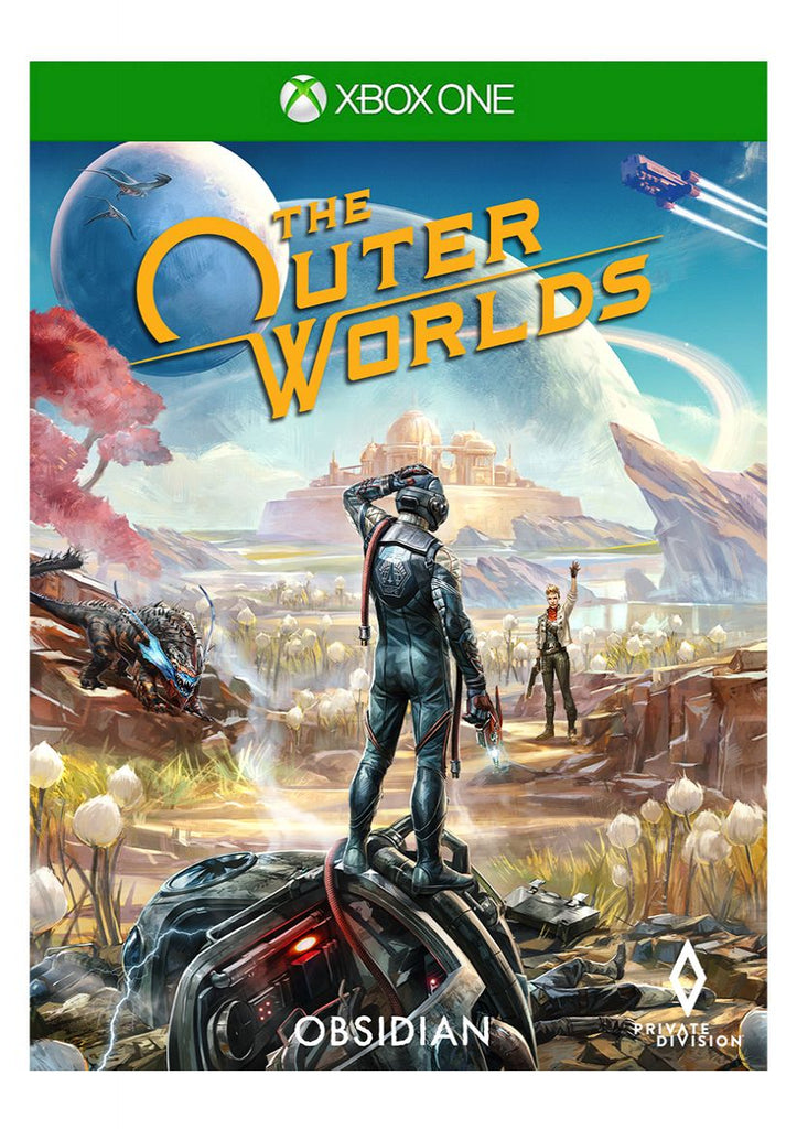 The Outer Worlds (Xbox One) - Offer Games