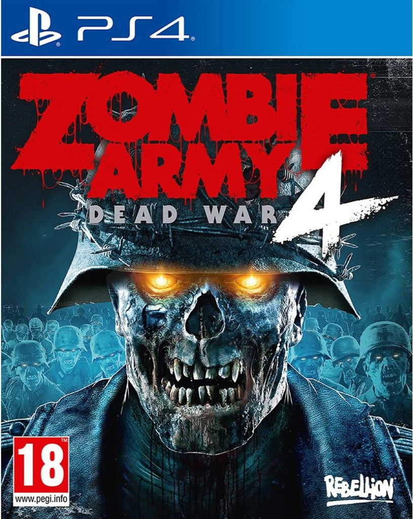 Zombie Army 4: Dead War (PS4) - Offer Games