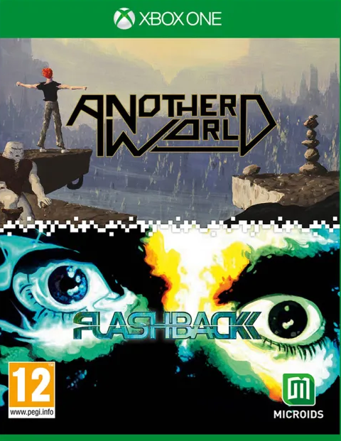 Flashback + Another World (Xbox One) - Offer Games