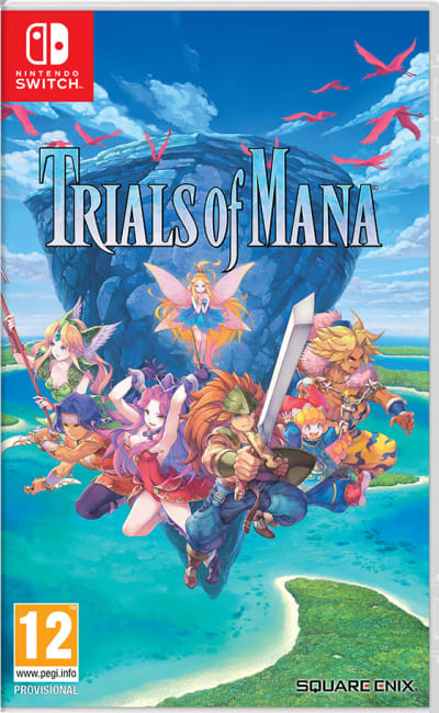 Trials of Mana (Nintendo Switch) - Offer Games