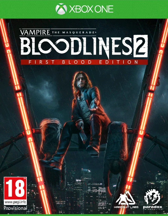 Vampire: The Masquerade - Bloodlines 2 (Xbox One) - Offer Games