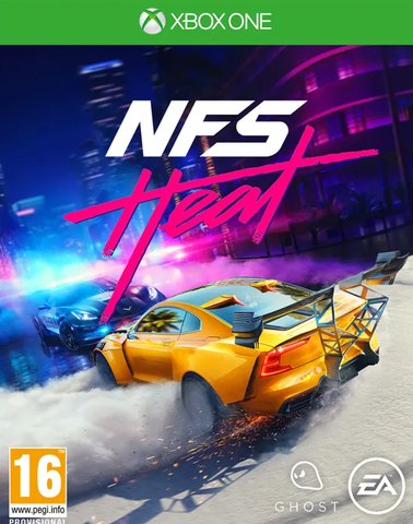 Need For Speed: Heat (Xbox One) - Offer Games