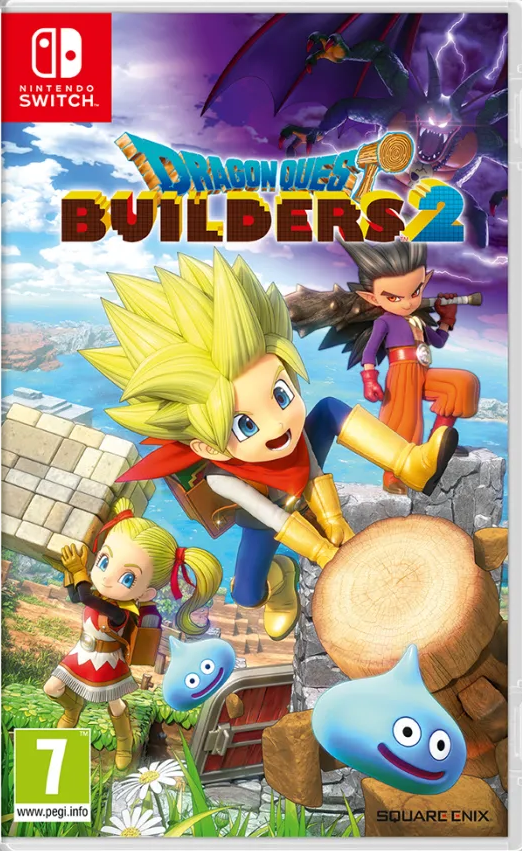Dragon Quest Builders 2 (Nintendo Switch) - Offer Games
