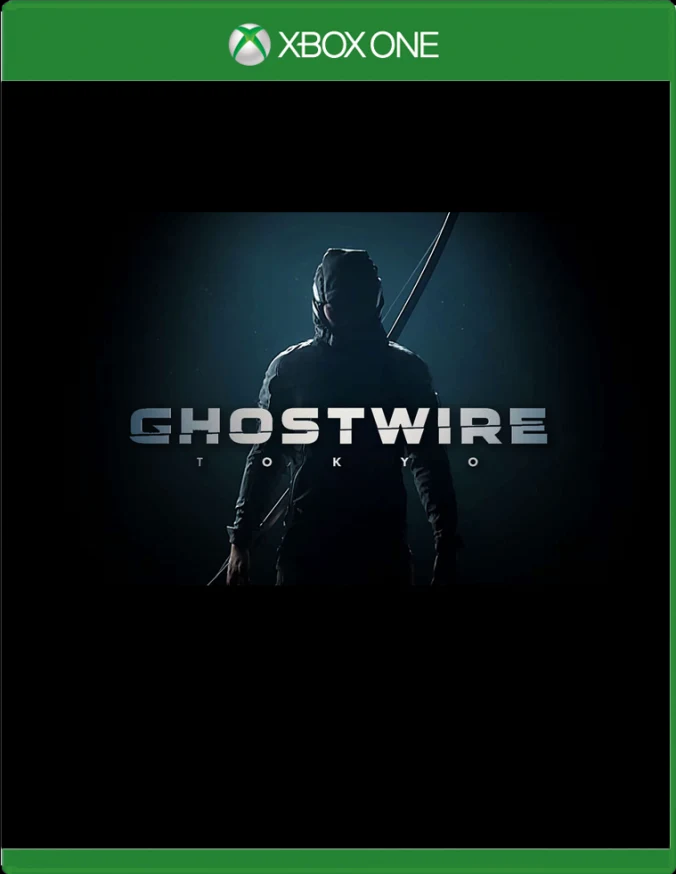Ghost Wire Tokyo (Xbox One) - Offer Games