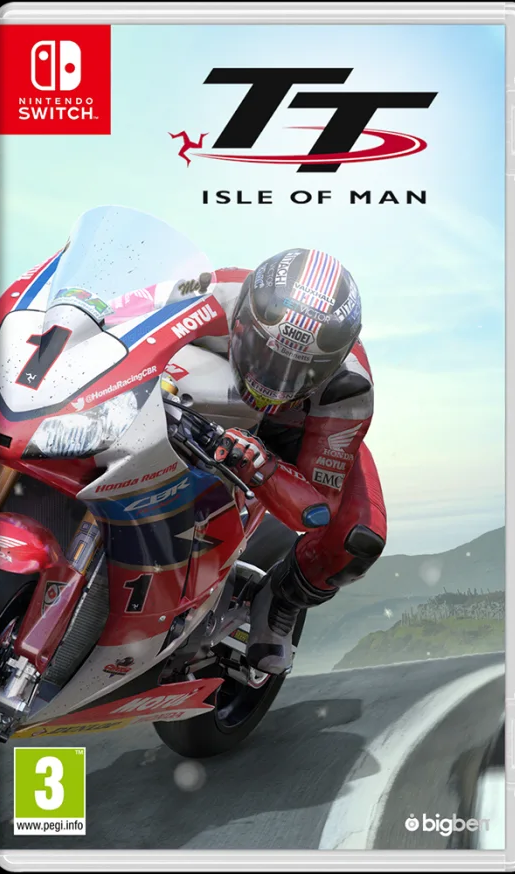 TT Isle Of Man: Ride On The Edge (Nintendo Switch) - Offer Games