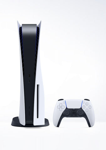 PlayStation 5 Disk Drive Console