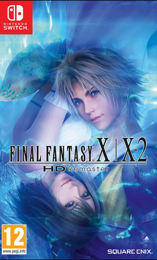 Final Fantasy X / X-2 HD Remaster (Nintendo Switch) - Offer Games