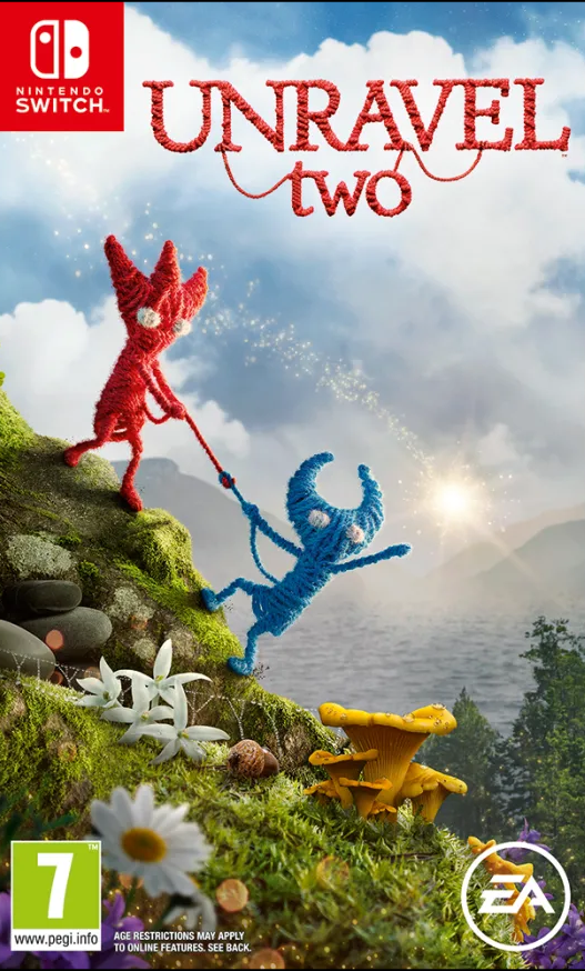 Unravel 2 (Nintendo Switch) - Offer Games