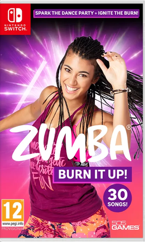 Zumba Burn It Up (Nintendo Switch) - Offer Games