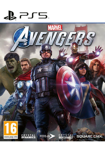 Marvel's Avengers (PS5)