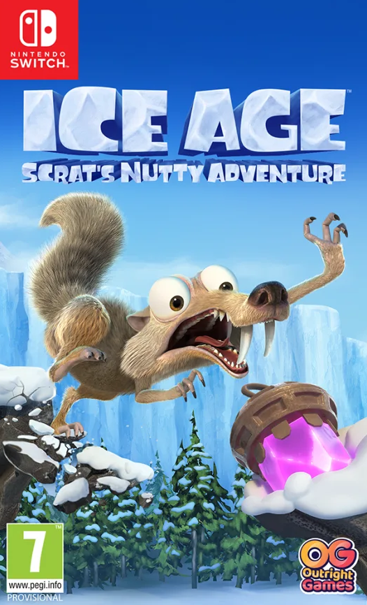 Ice Age: Scrat's Nutty Adventure (Nintendo Switch) - Offer Games