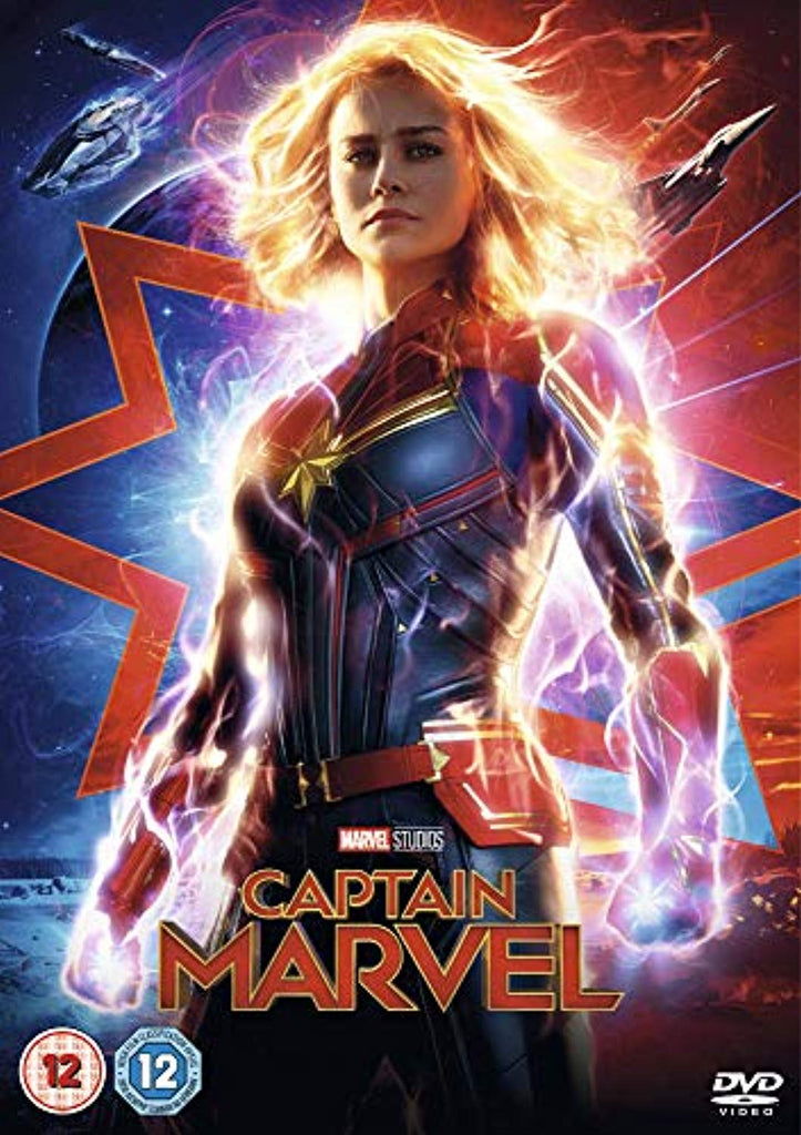 Marvel Studios Captain Marvel - Offer Games