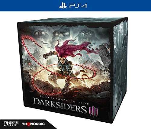 Darksiders III Collector's Edition (PS4) - Offer Games