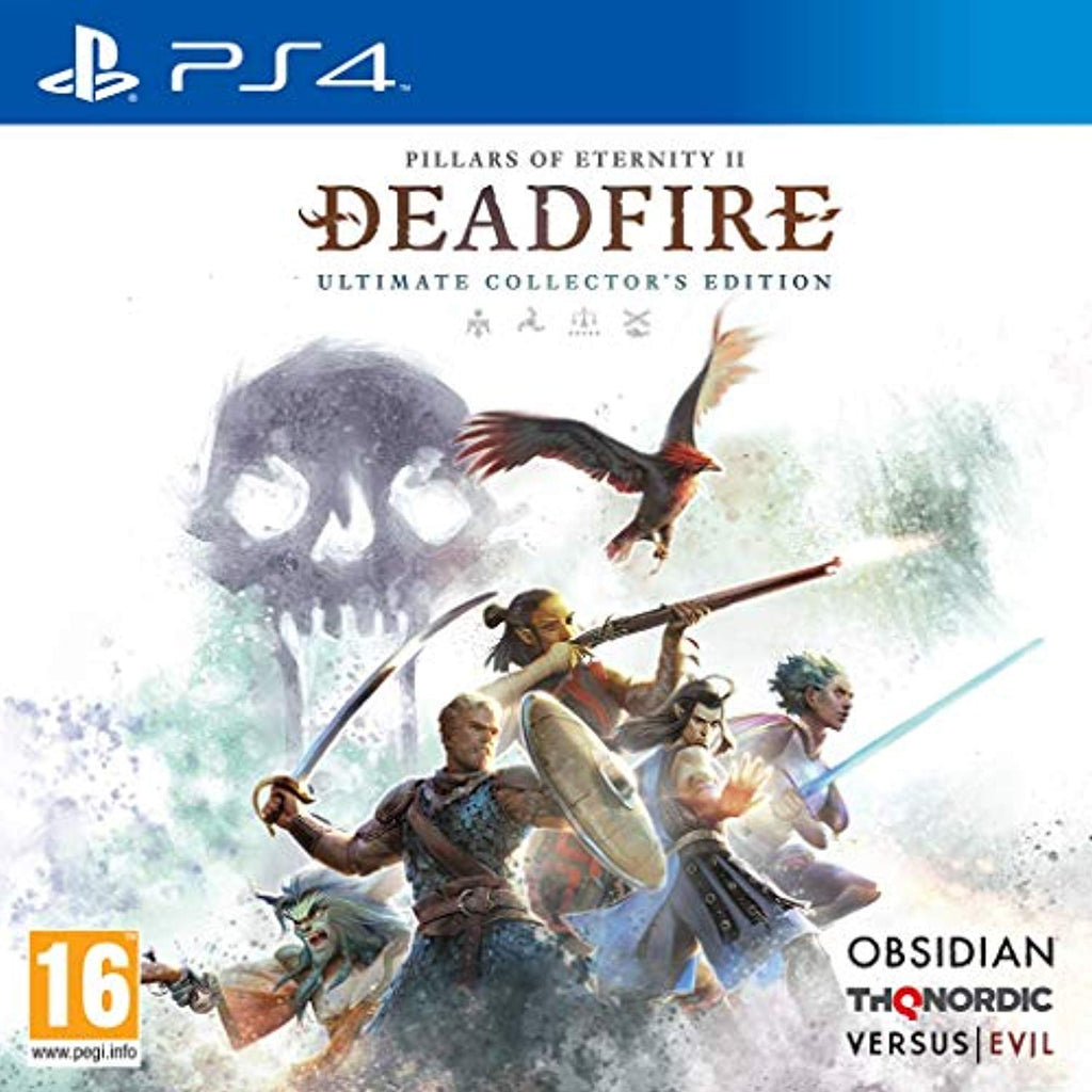 Pillars of Eternity II: Deadfire - Ultimate Collector's Edition (PS4) - Offer Games