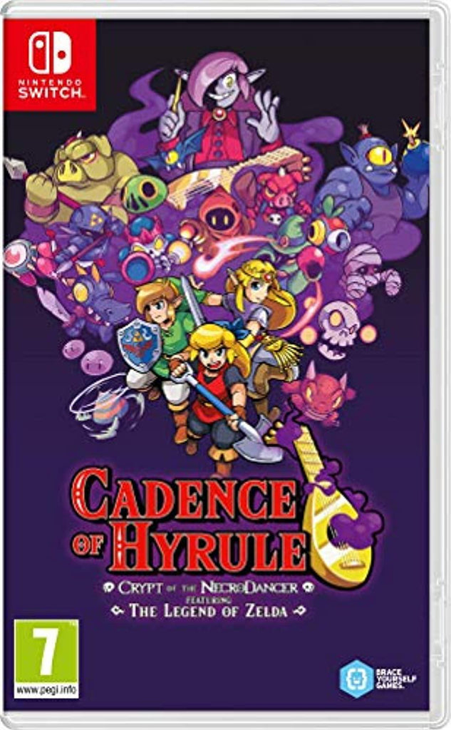 Cadence of Hyrule – Crypt of the NecroDancer (Nintendo Switch)