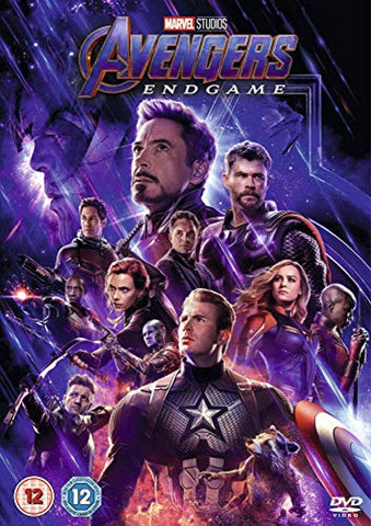 Marvel Studios Avengers: Endgame - Offer Games