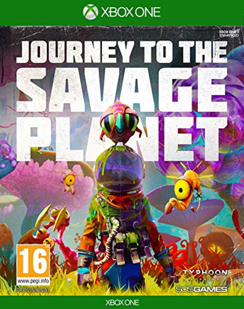 Journey To The Savage Planet (Xbox One) - Offer Games
