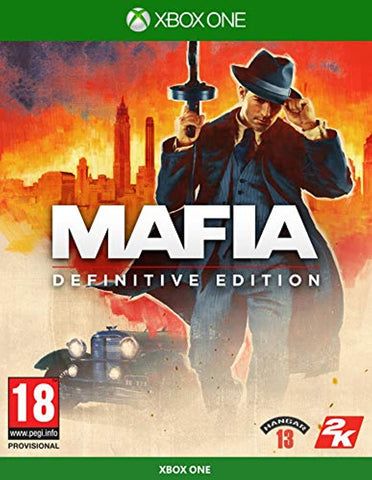 Mafia : Definitive Edition (Xbox One)