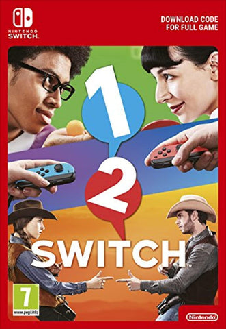 1-2 Switch (Nintendo Switch Download Code)