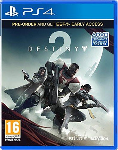 Destiny 2 (PS4) - GameIN