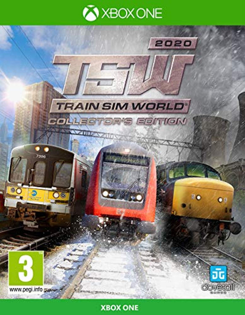 Train Sim World 2020: Collector's Edition - Xbox One (Xbox One) - Offer Games