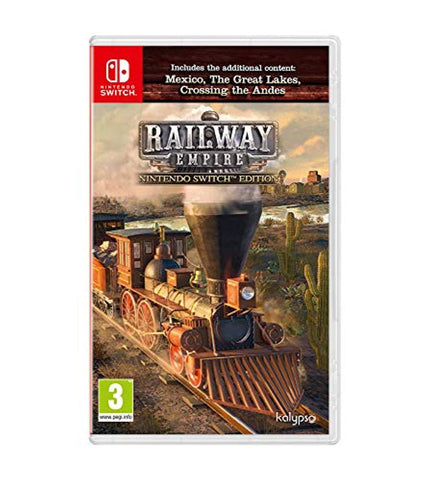 Railway Empire (Nintendo Switch) - Offer Games