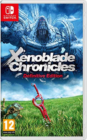 Xenoblade Chronicles Definitive Edition (Nintendo Switch)